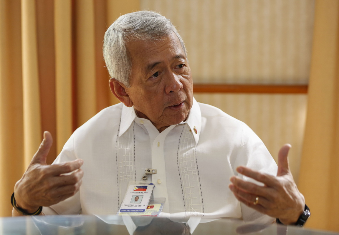ASEAN should forge much stronger ties within its members: Sec. Yasay