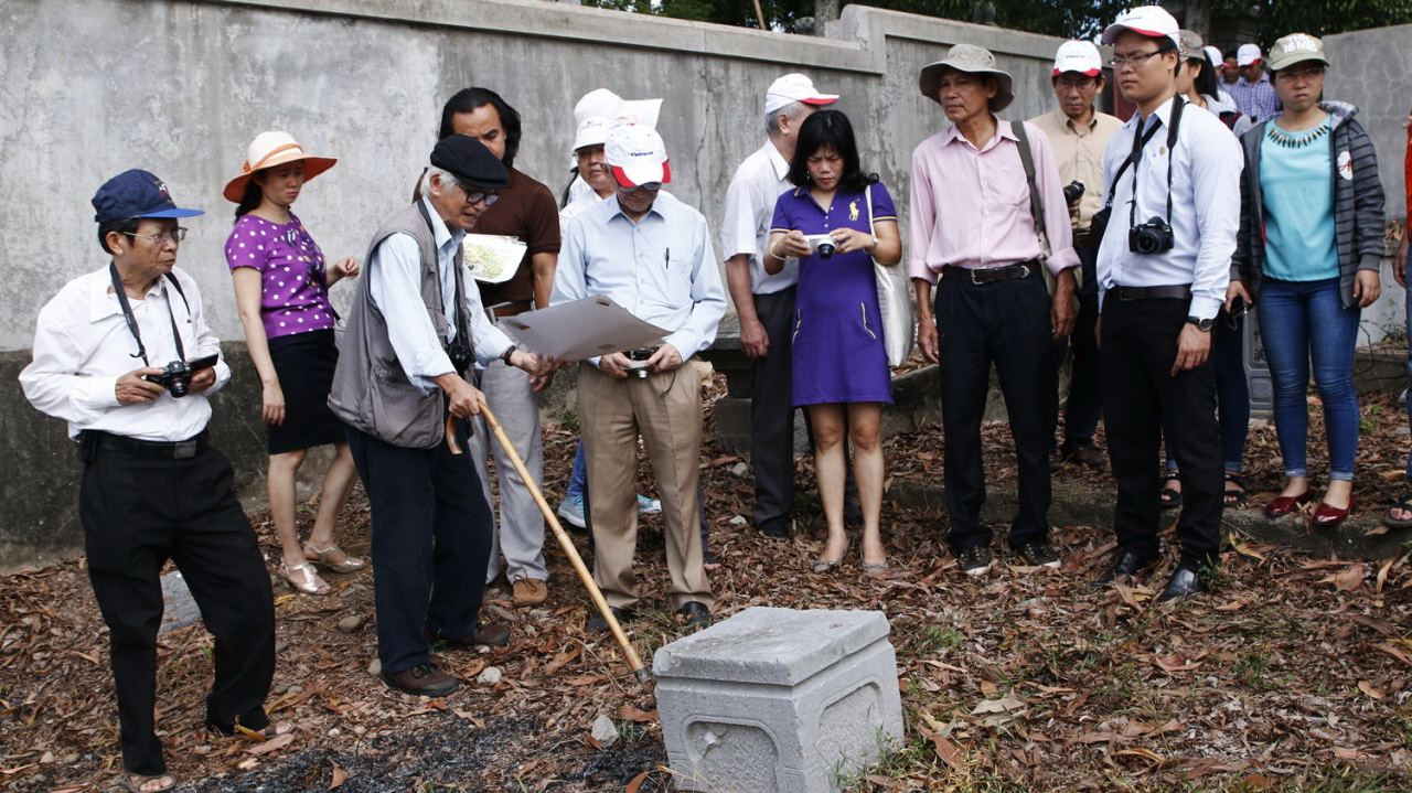 Vietnam starts excavation in search of 18th-century Emperor's tomb