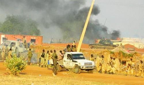 Vietnam's UN peacekeepers in Africa – P6: Five horrifying days in Melut