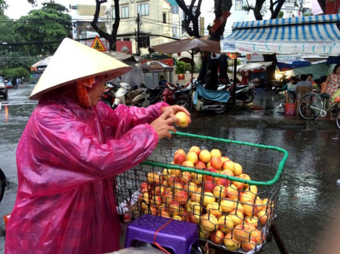 Vietnam spends $344mn importing Chinese, Thai fruits: customs