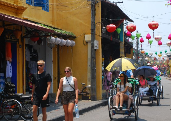 Hoi An to issue tourist code of conduct