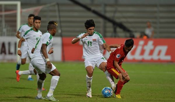 Vietnam secure historic final-eight spot at Asia U19 championship