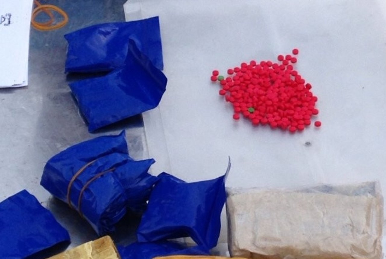 Three Laotians nabbed for smuggling synthetic drugs into Vietnam