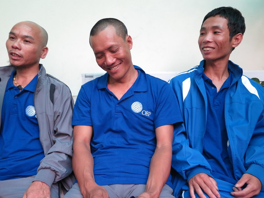 Vietnamese crewmen freed 4 years after being captured by Somali pirates