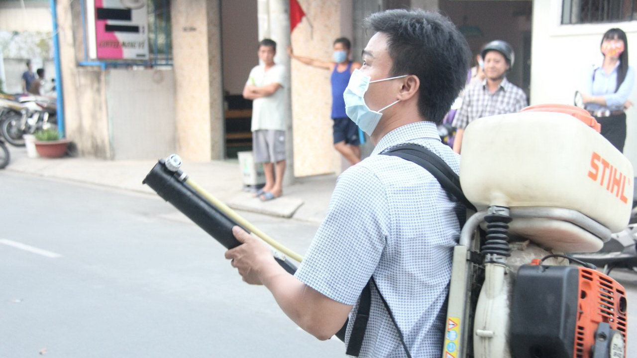 Zika cases increasing fast in Ho Chi Minh City