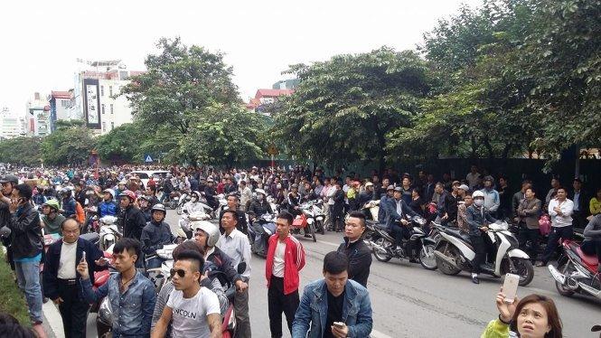 In Vietnam, three is not a crowd