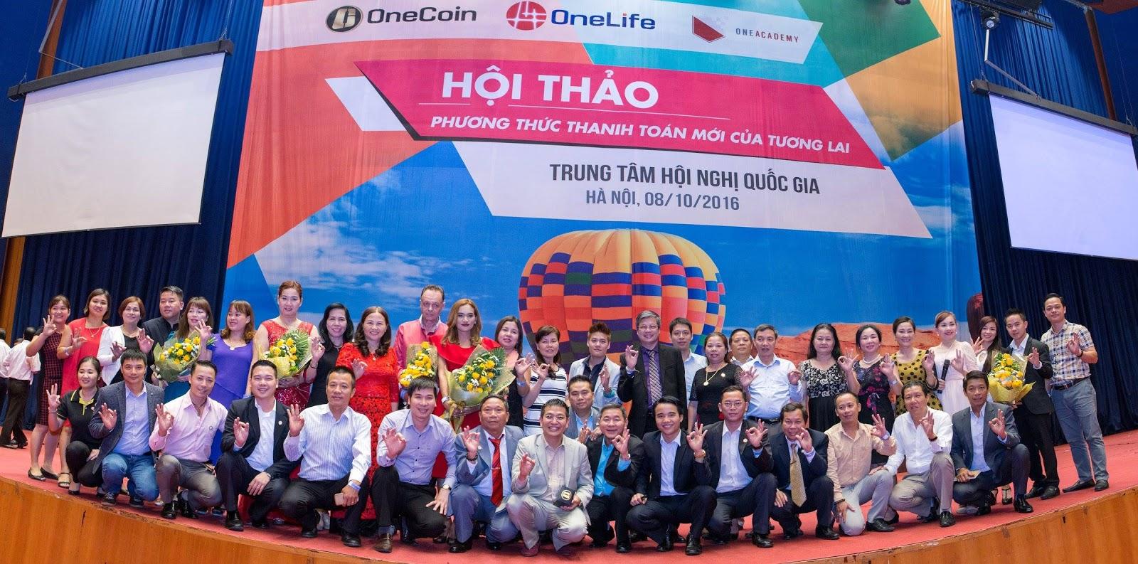 Ponzi-like OneCoin trading scheme swindles many in Vietnam