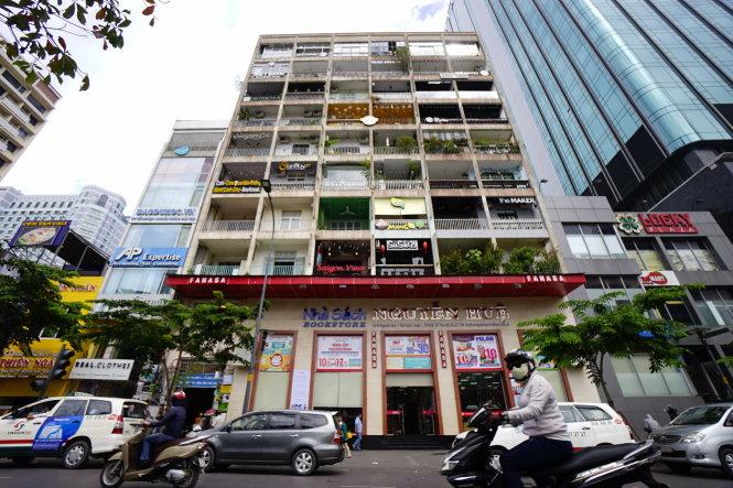 Ho Chi Minh City tenants live in fear as condos transform into shops