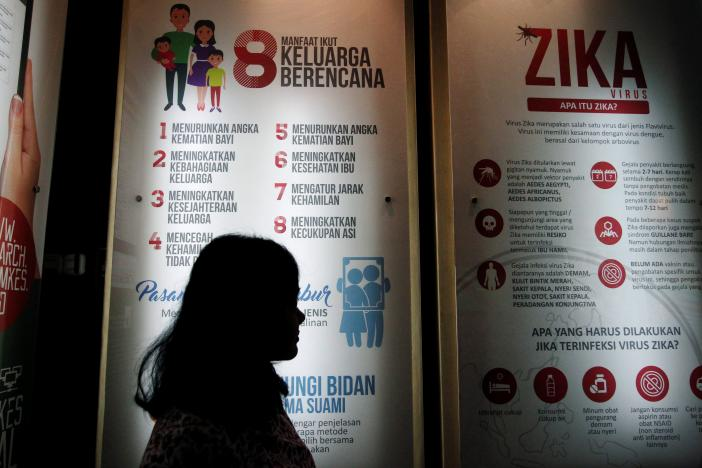WHO declares end of Zika emergency but says virus remains a threat