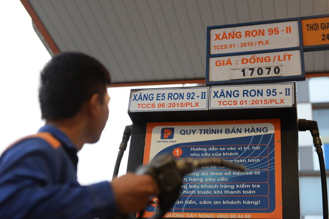 Vietnam to replace most popular petrol with E5 biofuel