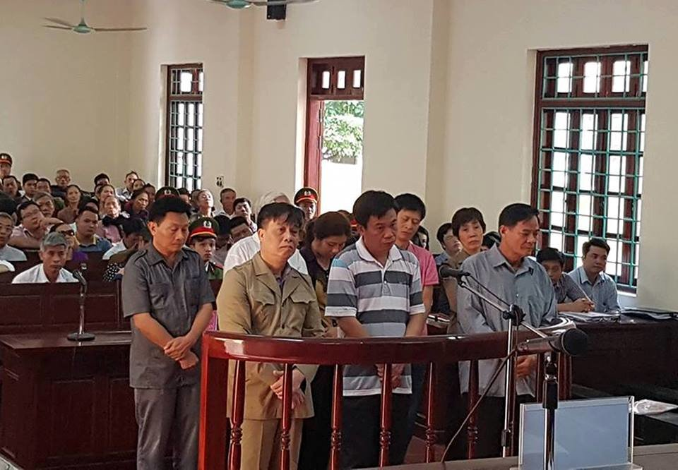 Northern Vietnam city's ex-Party chiefs jailed for abusing powers