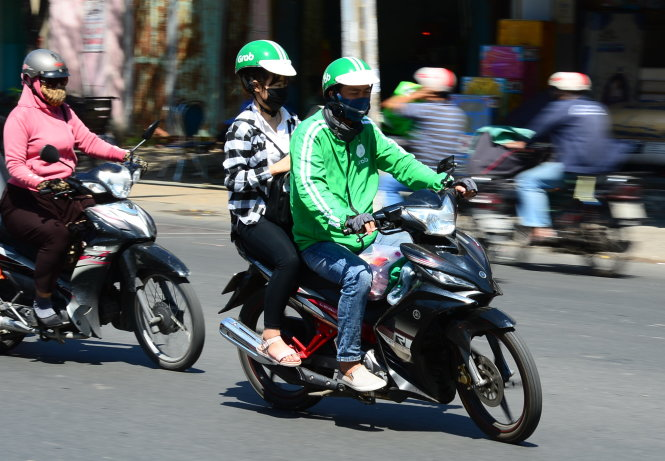65 assaults on GrabBike drivers in Ho Chi Minh City this year: Grab Vietnam