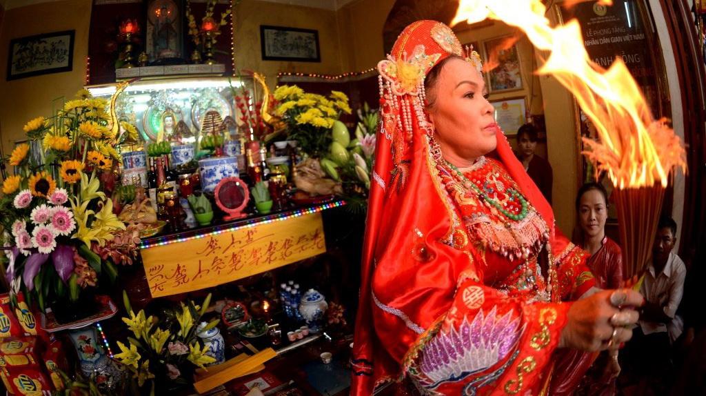 Vietnam's worship of mother goddesses pronounced UNESCO heritage