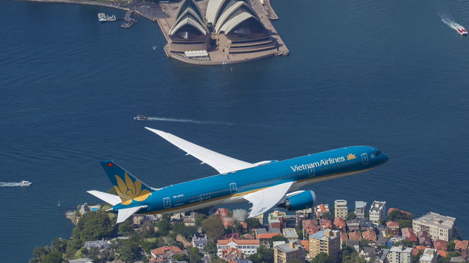 Vietnam Airlines completes switch to Boeing 787 for all Australia flights