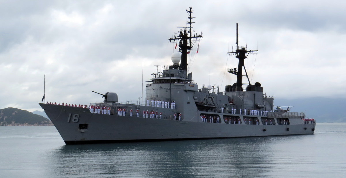 Filipino frigate visits Vietnam; search, rescue exercises planned