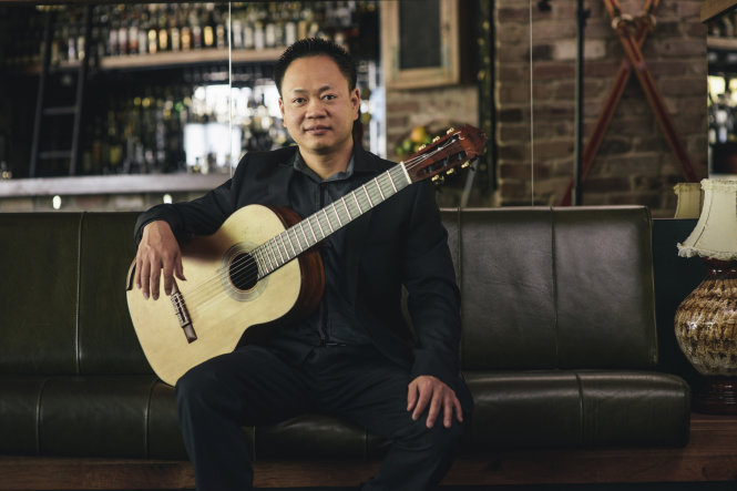 Vietnam's young talents to join int'l artists at Saigon International Guitar Festival