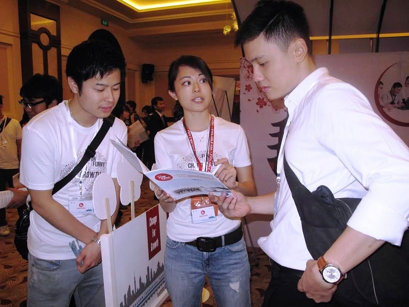 Over 1,000 young Vietnamese attend Japanese job fair in Ho Chi Minh City