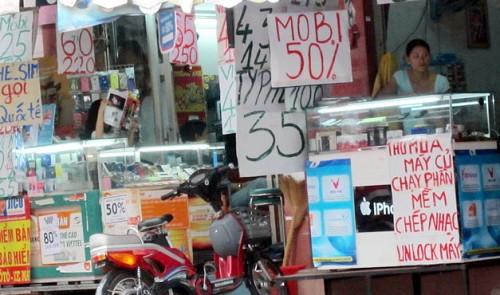 Vietnam to deactivate 12 million unregistered SIM cards