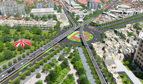 Ho Chi Minh City allocates over $22mn to construct flyover near Tan Son Nhat