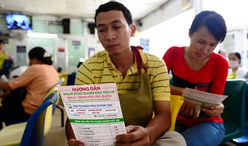 New technology at Ho Chi Minh City hospitals reduces wait time