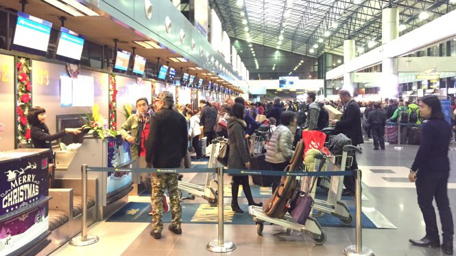 Over 38,000 flights delayed and canceled so far this year: Vietnam aviation authority