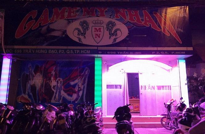 18 test positive for drugs at Ho Chi Minh City game café