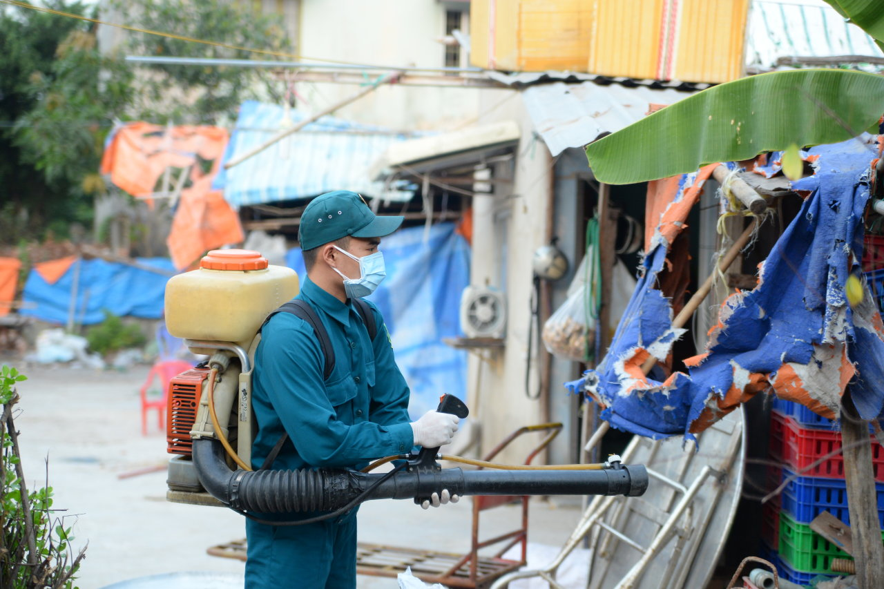 Ho Chi Minh City residents fined for failure to kill mosquito larva