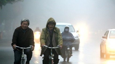 Cold spell to bring temps as low as 6°C to northern Vietnam