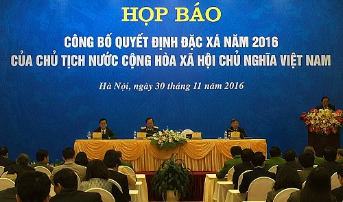 Vietnam pardons over 4,200 inmates ahead of New Year holiday