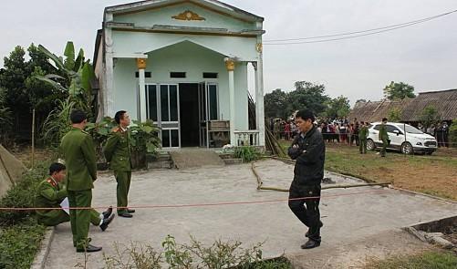 Ex-mental patient kills father, three relatives in northern Vietnam