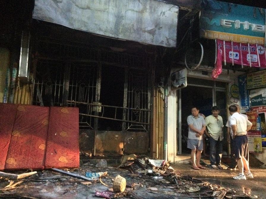 House fire kills six family members in Ho Chi Minh City