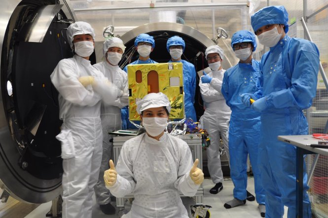 Vietnam to build radar satellites