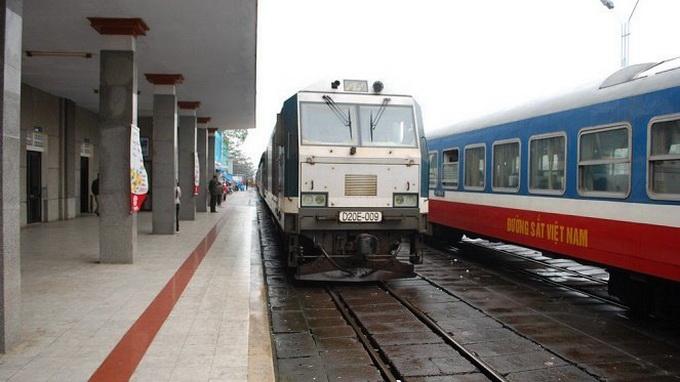 Vietnam Railways suffers drop in revenue