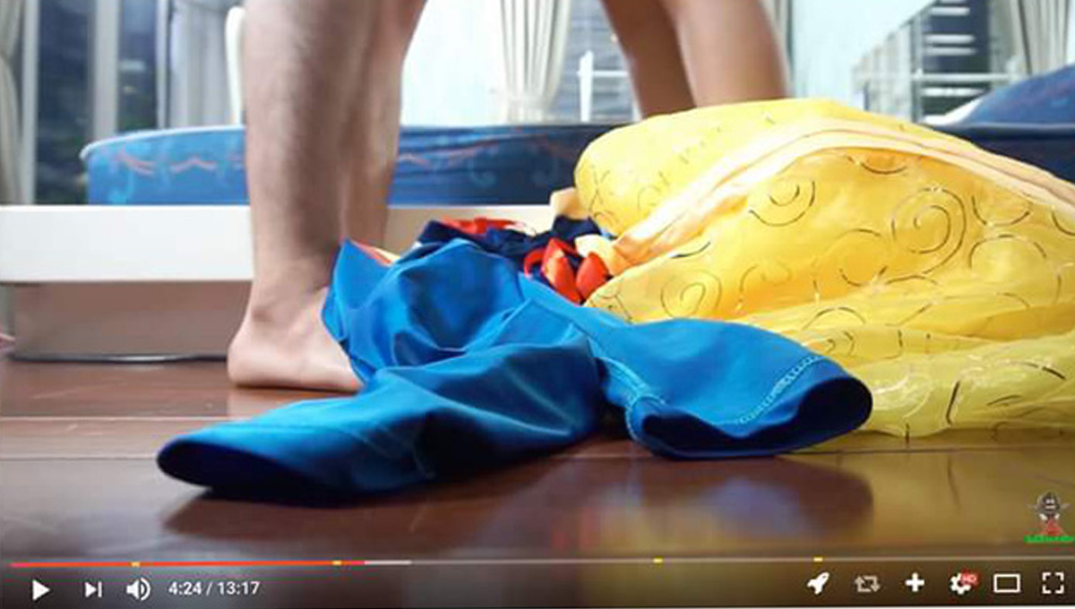 Vietnam man fined for suggestive YouTube parody channel
