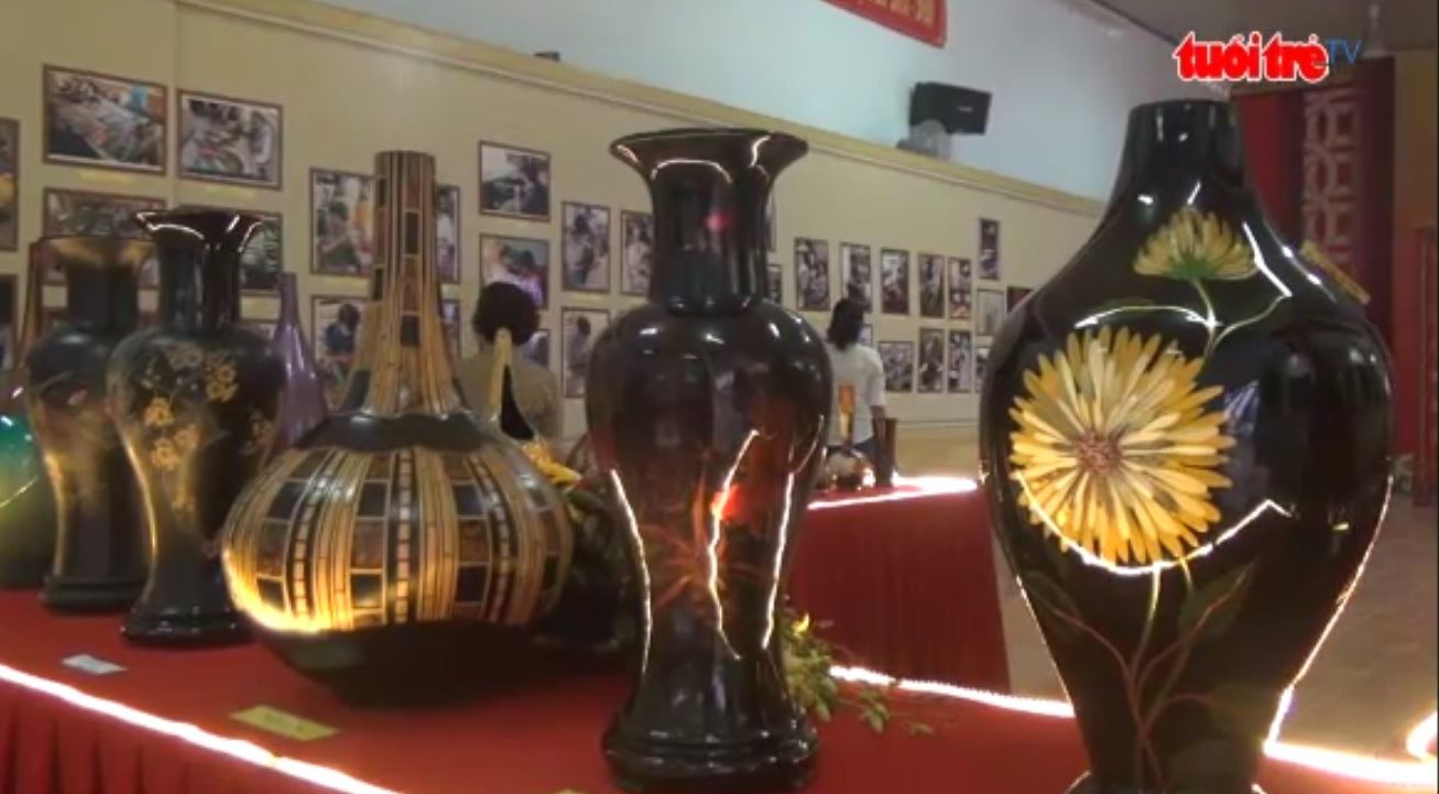 Vietnamese lacquer painting recognized as national intangible cultural heritage