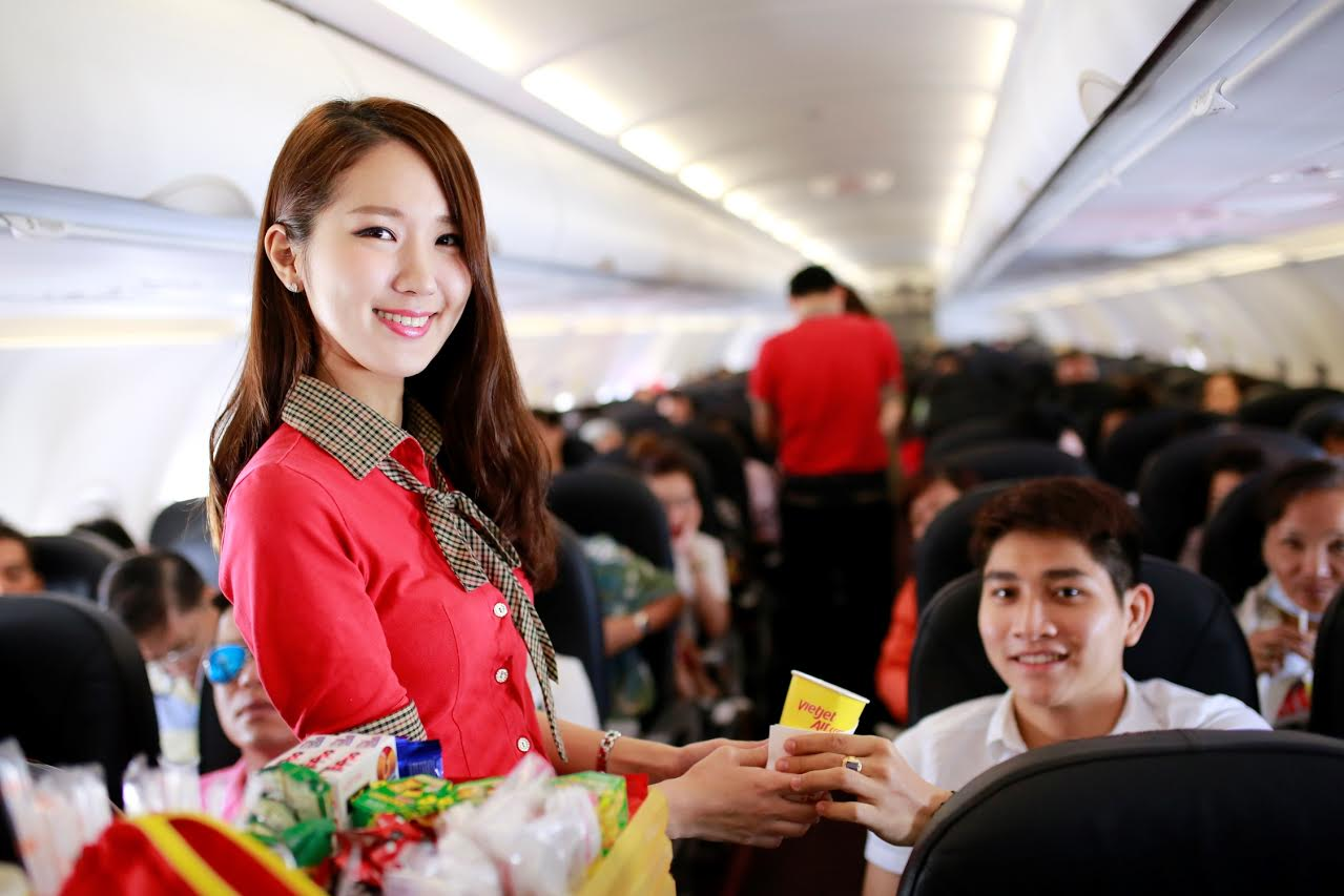 Vietjet posts $1.2bn revenue from serving 14mn passengers in 2016