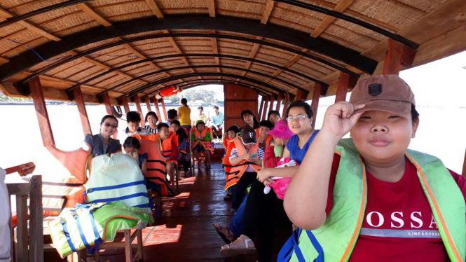 'Rambling' tours a new draw in Vietnam's Mekong Delta