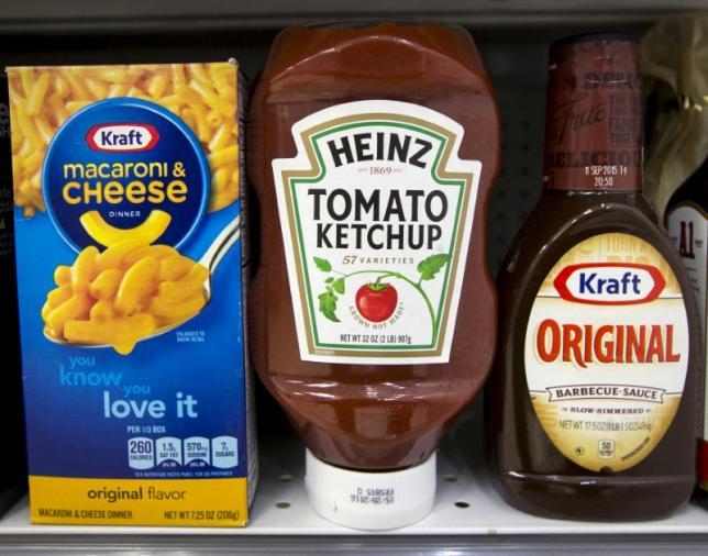 Kraft Heinz bids $143 bln for Unilever in global brand grab