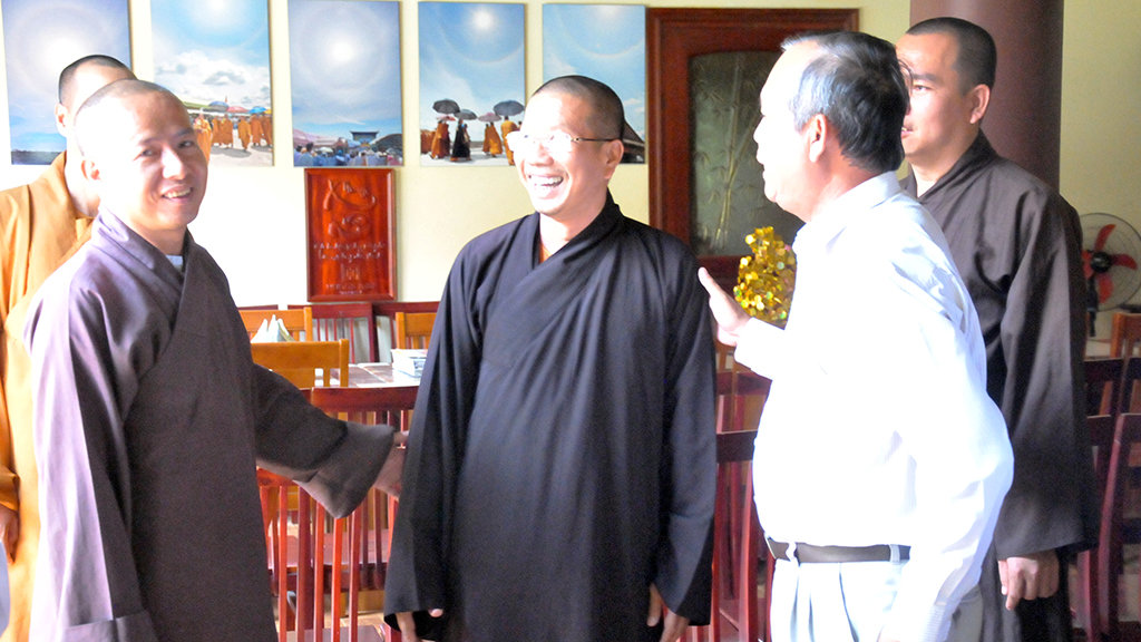 Vietnam police deny rumors of monk-run drug ring at Buddhist temple