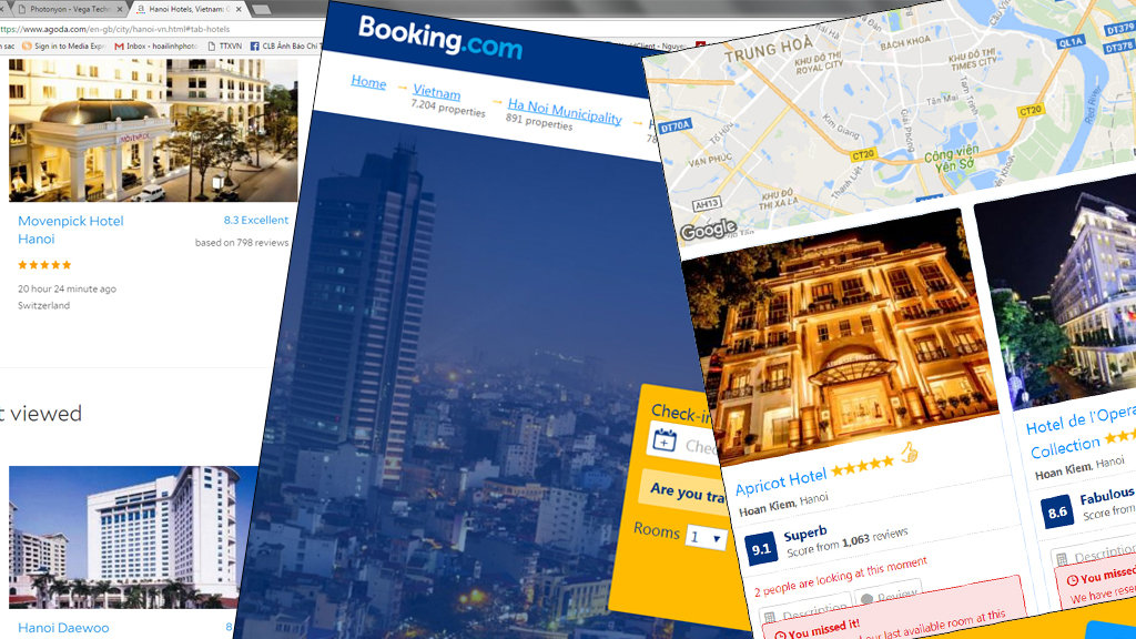 Vietnam to collect tax arrears from online hotel booking services