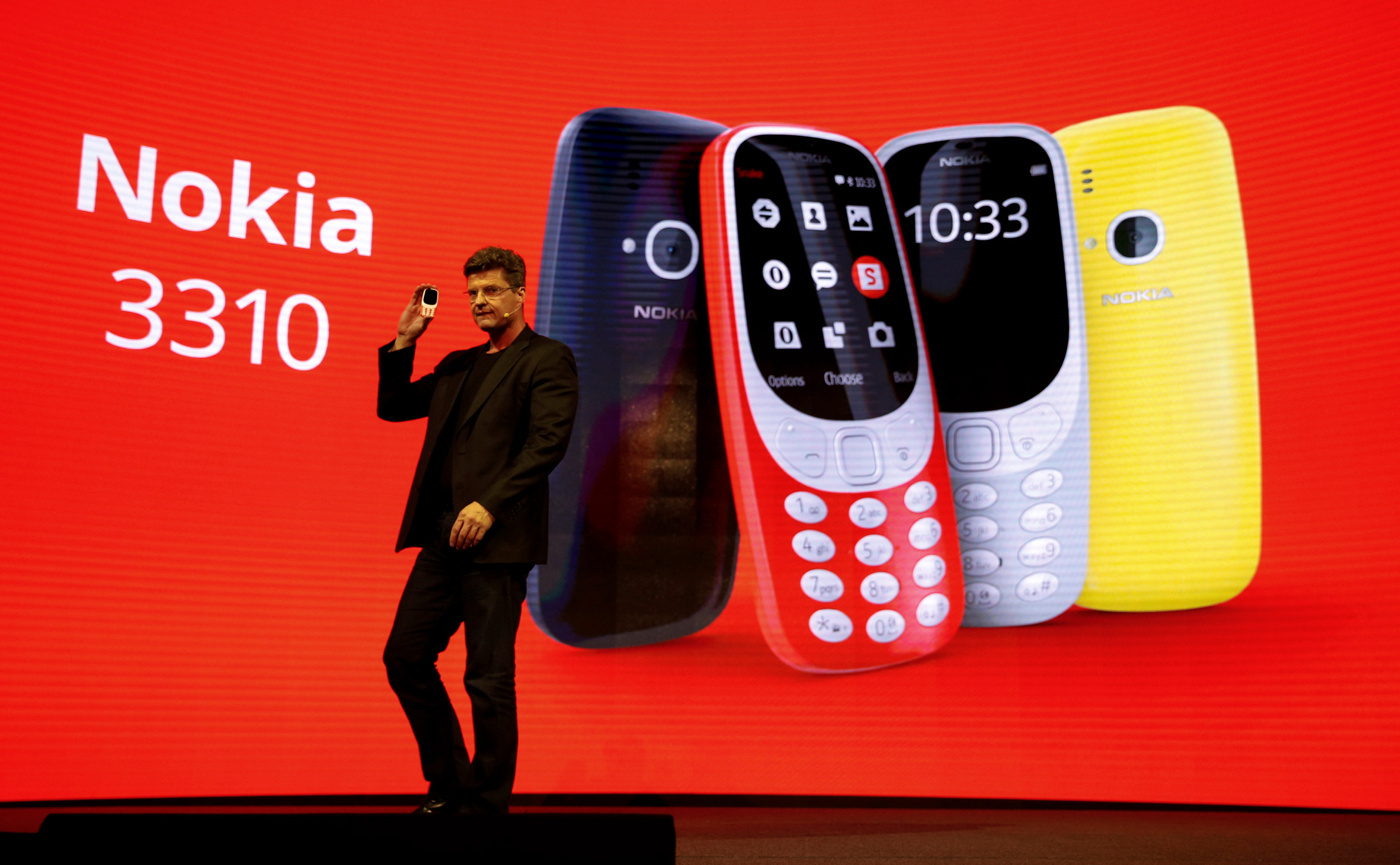 Nokia goes back to the future with 49 euro phone