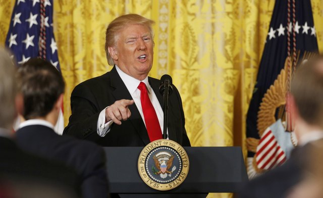 Trump follows in long tradition of presidential obstruction of news media