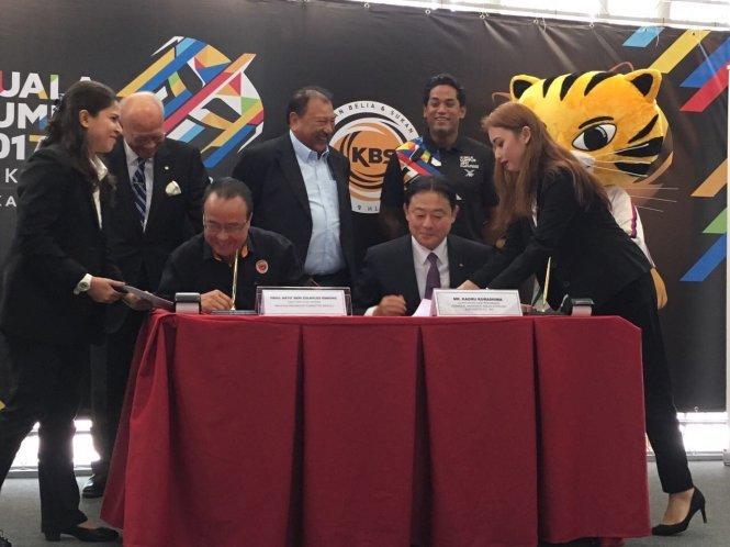 Ajinomoto expands support in sports via Southeast Asian Games