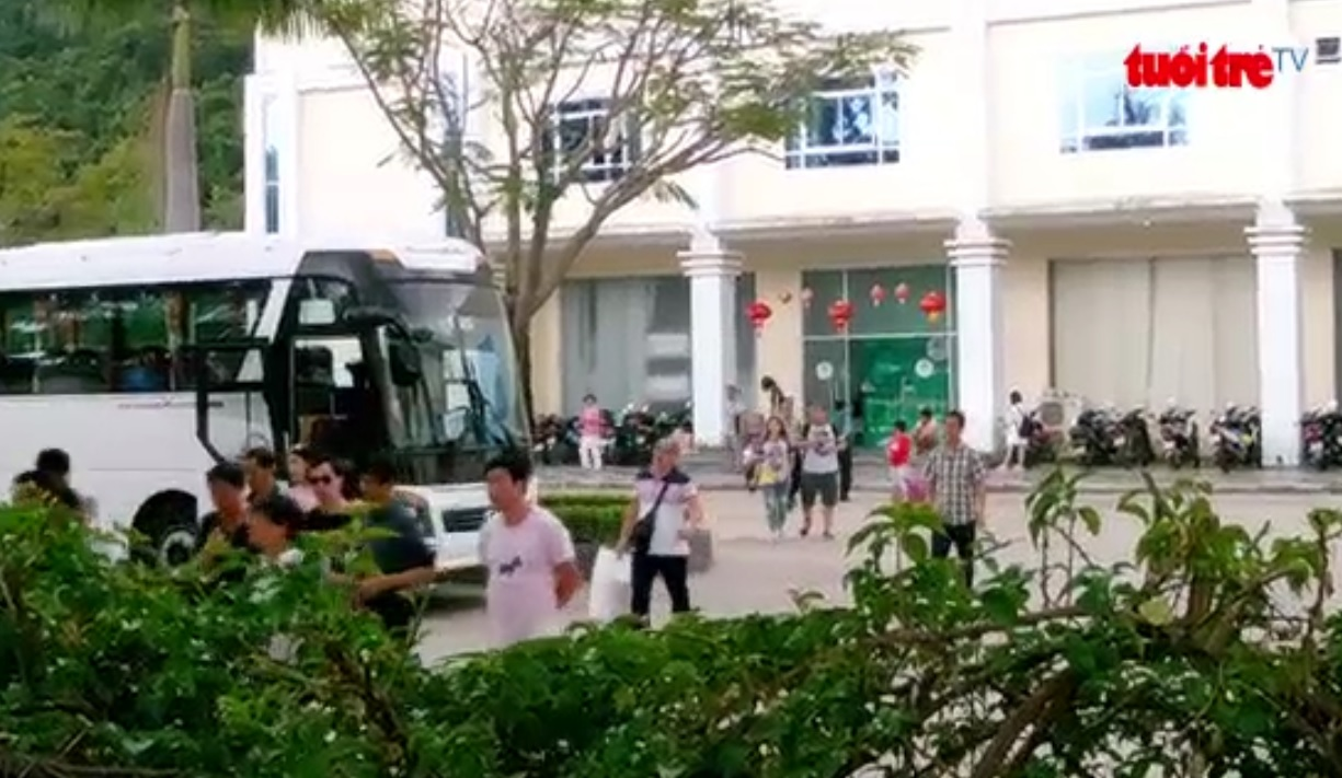Unlicensed tourist firms found servicing Chinese in Nha Trang
