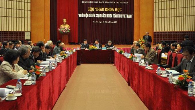Vietnam commences compilation of 37-volume encyclopedia