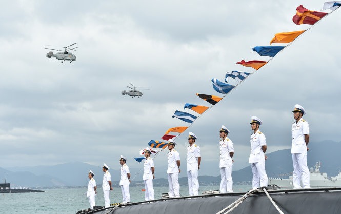 Vietnam completes commission of six Kilo-class submarines