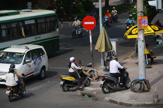 Make Vietnam traffic great again: '8 little things' to stop