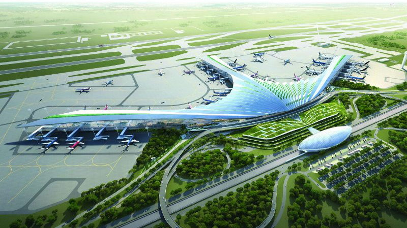 Vietnam shortlists 3 designs for future southern megaairport