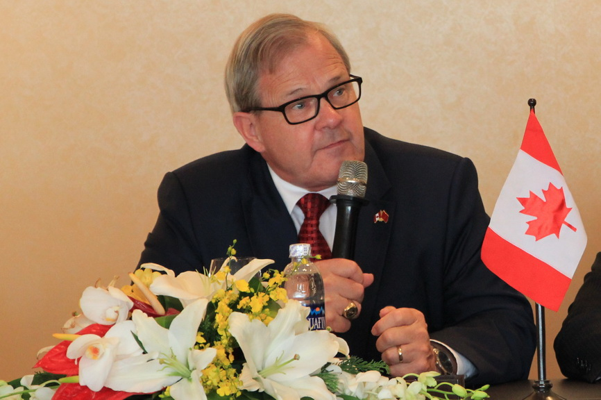 Vietnam has potential of exporting agro-products to Canada: minister