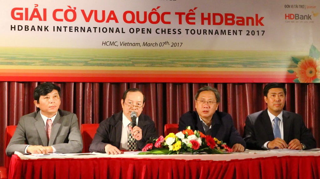 Top players to attend int'l chess tournament in Ho Chi Minh City